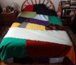 Crazy Bedspread 2015