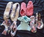 Vintage Slippers