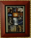 World Below Cross Stitch